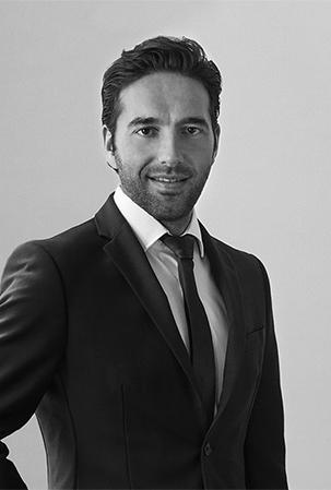 Jérôme dumois, co-fondateur de Players For Society